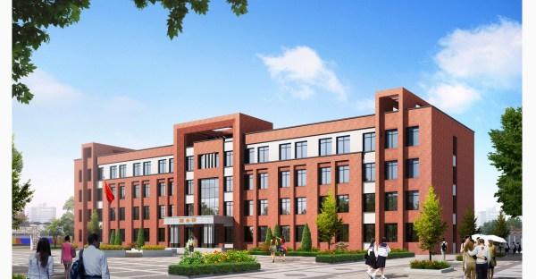 崔寨镇中学新建教学楼项目