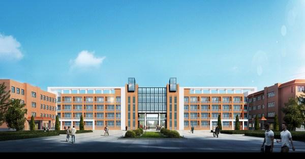 济阳县实验中学教学楼新建工程