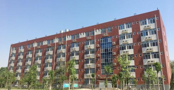 山东英才学院北校区7学生公寓新建工程