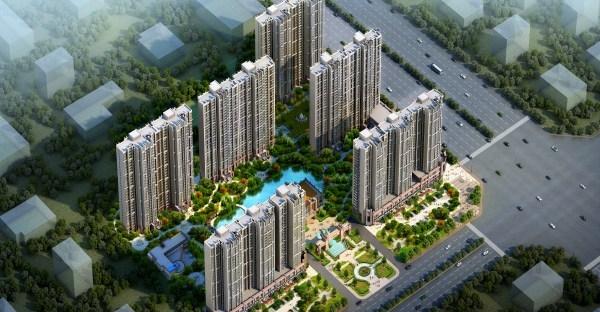 济阳大明胜景3、7、AB段沿街商铺及地下车库(二期)施工项目