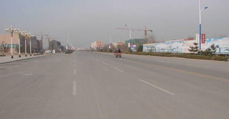 崔寨镇新阳路南段拓宽改造公路工程