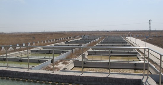 山东省夏津县自来水厂BOT项目土建及安装工程