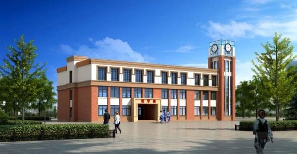 2016年乐陵市中小学全面改薄和消除大班额建设项目(一标段)